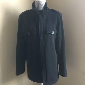 Cole Haan Wool Blend Winter Coat